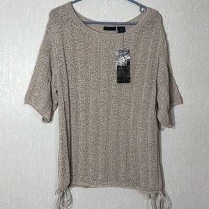NWT Press sweater size Large